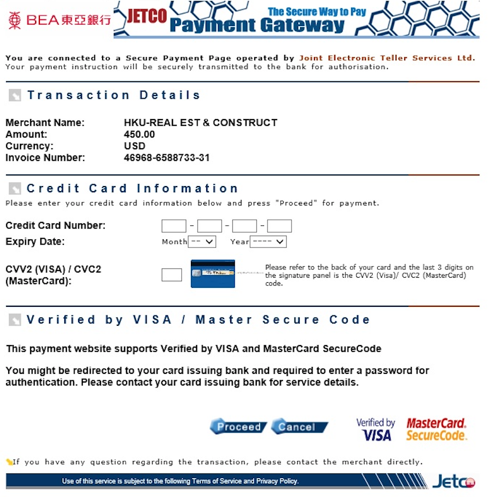 bea-payment-page